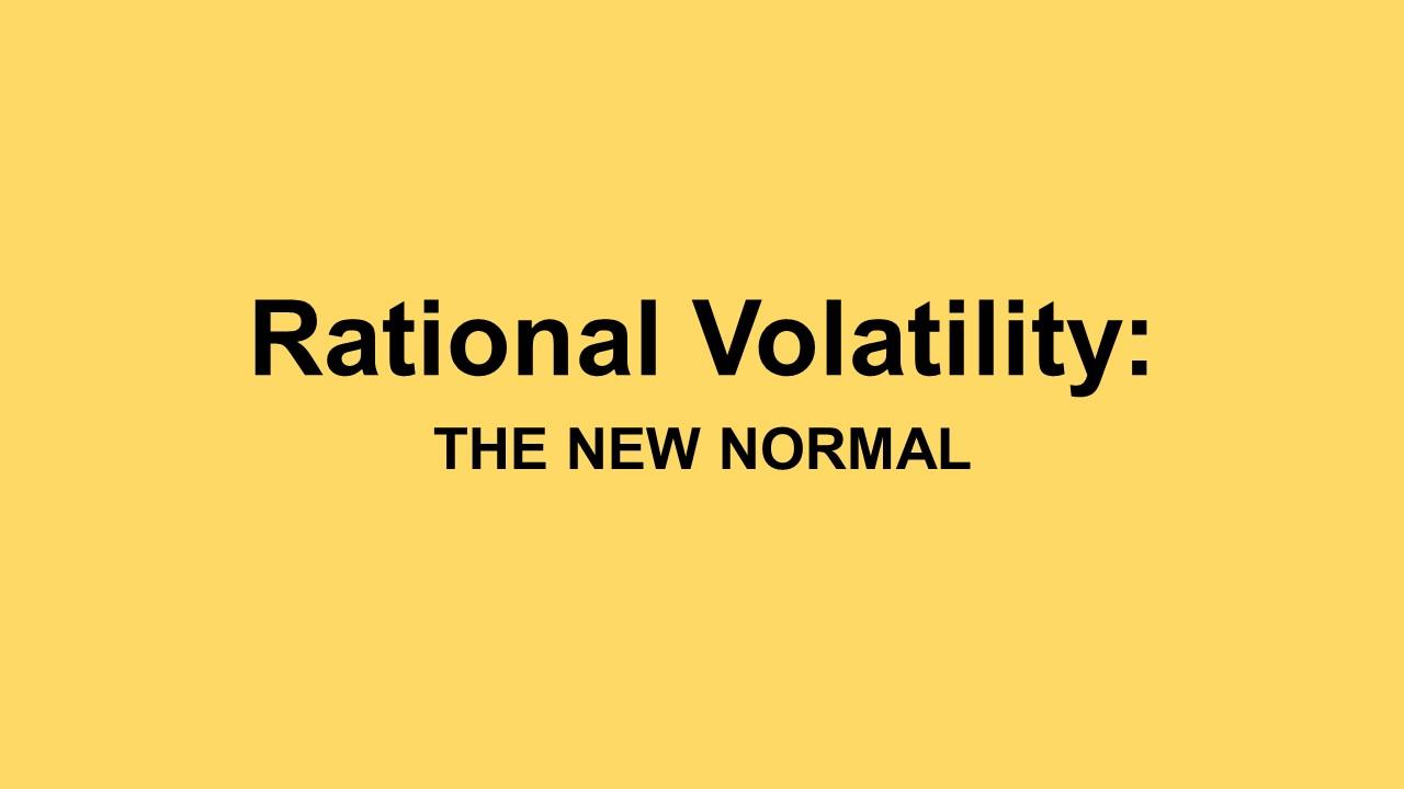Rational Volatility